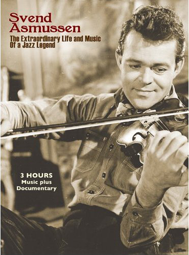 Svend Asmussen - Extraordinary Life and Music of a Jazz Legend DVD (Zone 1)