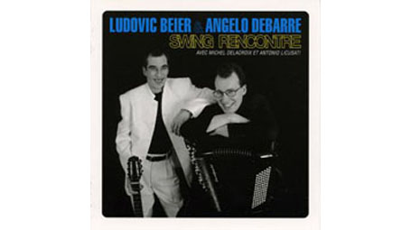 Angelo DeBarre and Ludovic Beier Swing Rencontre