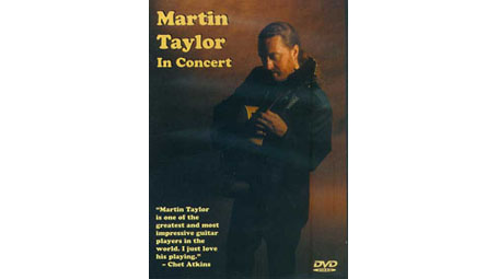 Martin Taylor In Concert VHS