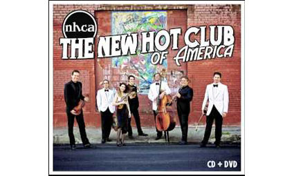 The New Hot Club of America CD/DVD