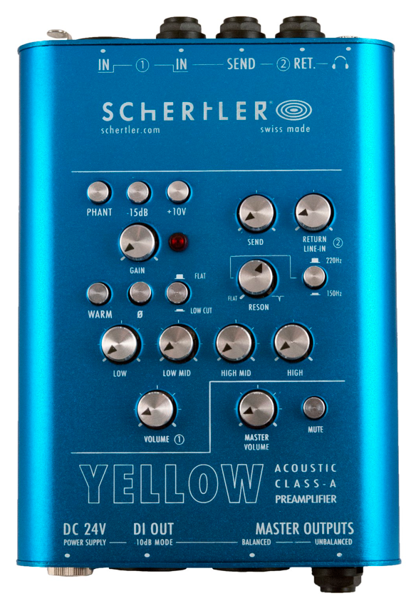 Schertler Yellow Single
