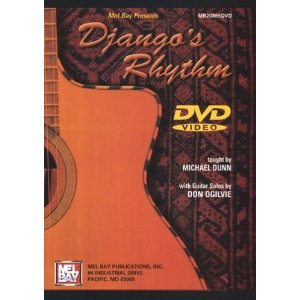 Michael Dunn and Dan Ogolvie Django's Rhythm DVD