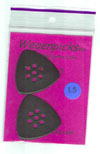 Wegen TF 150 Picks (2 Pack) (Black)