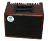 AER COMPACT 60/2 ACOUSTIC AMPLIFIER & GIGBAG - SOLID WOOD MAHOGANY