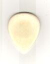 BullHorn Pick - Bone 2mm