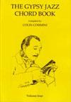 Colin Cosimini The Gypsy Jazz Chord Book Vol 4
