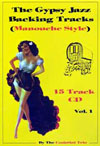 Colin Cosimini Gypsy Jazz Backing Tracks Vol 1