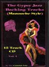 Colin Cosimini Gypsy Jazz Backing Tracks Vol 4