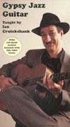 Ian Cruickshank Gypsy Jazz Guitar VHS