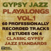 Denis Chang Gypsy Jazz Playalong Series Vol.1 CD