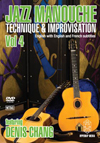 Denis Chang DVD Jazz Manouche: Technique & Improvisation Volume 4