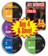 Denis Chang DVD Jazz Manouche: Technique & Improvisation 4 Volume Set