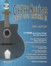 Dix Bruce Gypsy Swing & Hot Club Rhythm for Guitar II with CD