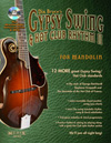 Dix Bruce Gypsy Swing & Hot Club Rhythm for Mandolin II with CD