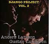 Gustav Lundgren and Anders Larsson Django Project Vol.2