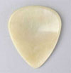 Dugain Contoured Pick - Bone LEFTY