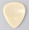 Dugain Maxi Contoured Pick - Bone 5mm