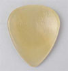 Dugain Contoured Pick (No Index Imprint) - Cow Horn 4mm