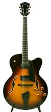 Eastman AR403CED-SB Electric Archtop