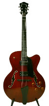 Eastman AR403CED Electric Archtop