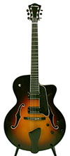 Eastman AR605CED-CS Electric Archtop