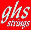 GHS Gypsy Strings (1 set): 11 Loop End