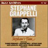 Stephane Grappelli Stephanes Tune 1937-1944