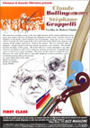 Stephane Grappelli with the Claude Bolling Big BandFirst Class DVD (Zone 1)