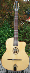 Bob Holo 2009 Selmer #863 (Rosewood Back and Sides) with Hardshell Case  ***ON HOLD***