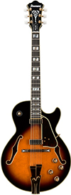 Ibanez George Benson GB10 Sunburst