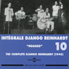 Integrale Django Reinhardt - Vol.10 (1940) Nuages