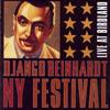 Django Reinhardt NY Festival Live at Birdland