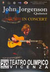 John Jorgenson DVD  Live at Teatro Olympico 2 DVDs