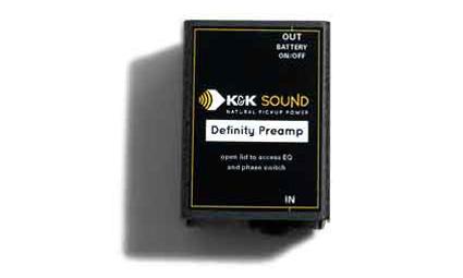 K&K Definity Preamp