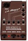 LR Baggs Para-Acoustic DI Pre-Amp