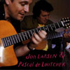 Jon Larsen & Pascal Loutchek