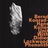 Didier Lockwood with Bernd Konrad and the Hans Koller Unit Phonolith