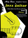 Mickey Baker Complete Course In Jazz Guitar Book 1