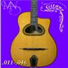 Newtone Gitane Nickel Strings (1 set): Medium