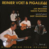 Reinier Voet and Pigalle44 Best of Gypsy Swing from Holland