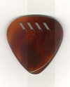 Red Bear Trading Tortis Style Pick - Style B with grip 3.5mm