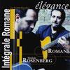 Romane and Stochelo Rosenberg - Elegance (Integrale Complete Romane Volume 4)