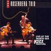 The Rosenberg Trio Live at the North Sea Festival