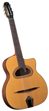 Saga Cigano GJ-15 STUDENT GYPSY JAZZ GUITAR - SHORT SCALE - D-HOLE