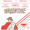 Savarez Argentine Mandolin / Mandoline Strings (1 set): 1540 X