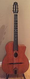 1949 Selmer Petite Bouche #786