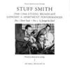 Stuff Smith 1944-1946 Studio, Broadcast, Concert & Apartment Performances 2 CD Set
