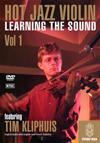 Tim Kliphuis HOT JAZZ VIOLIN VOL.1: LEARNING THE SOUND DVD