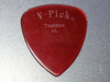 V-Picks Ruby Red Tradition Ultra Lite