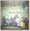Vintage Strings Hot Club Gypsy Jazz Strings (1 set): Medium Ball End